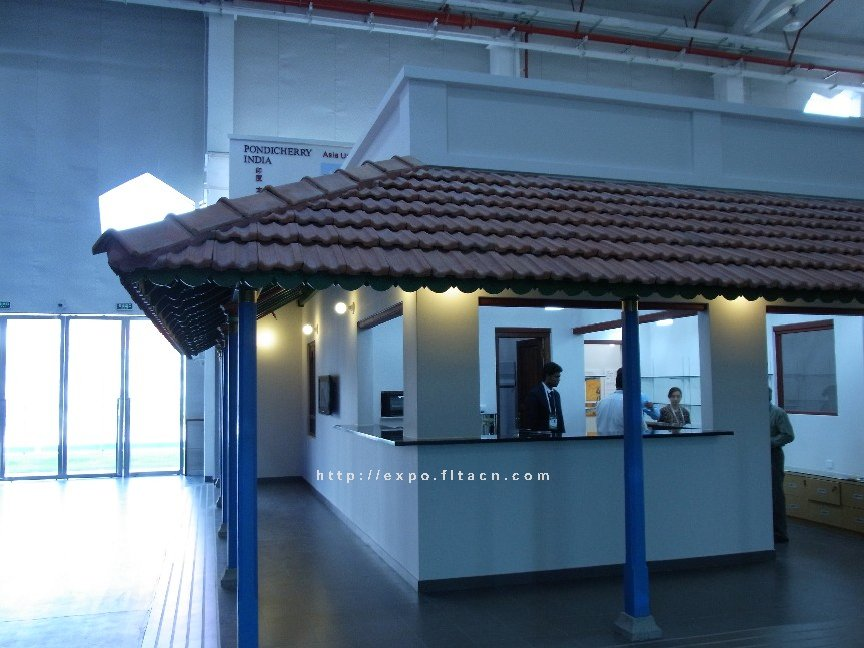 Pondicherry Case Pavilion: Picture No.1
