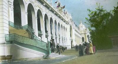 法国1867年巴黎世博会